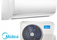 MIDEA MА-09H1DO-I-Blanc DC Inverter