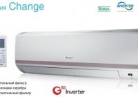 GREE Change Pro DC Inverter - GWH12KF-K3DNA5G